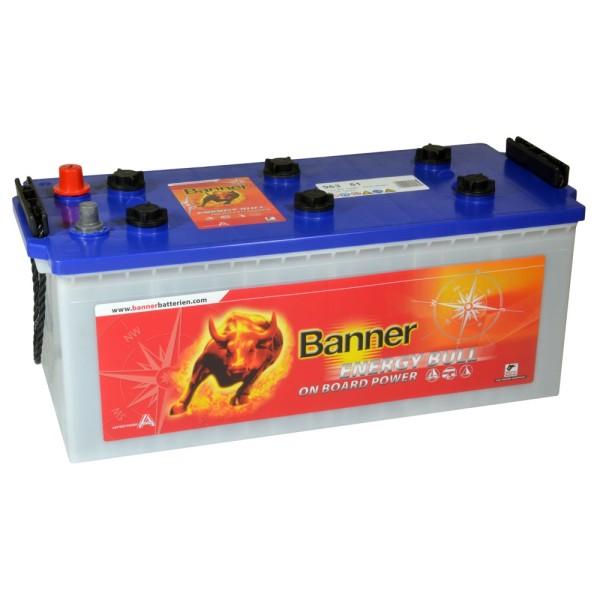 Banner Energy Bull Batterie 12V 180Ah 96351
