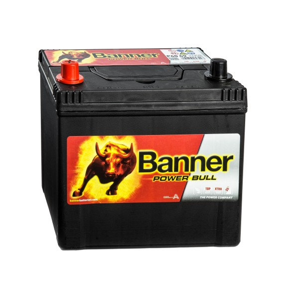 Banner Power Bull P6069 Autobatterie 12V 60Ah
