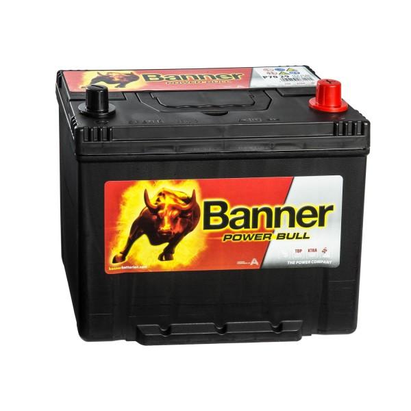 Banner Power Bull P7029 Autobatterie 12V 70Ah