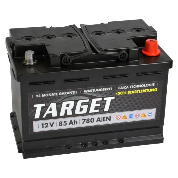 Target Start Autobatterie 12V 85Ah