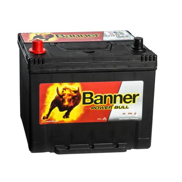 Banner Power Bull P7024 Autobatterie 12V 70Ah