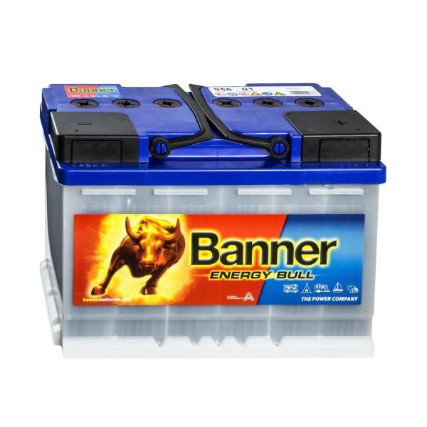 Banner Energy Bull Batterie 12V 80Ah 95601
