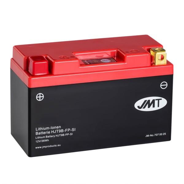 JMT Lithium-Ionen-Motorrad-Batterie HJT9B-FP 12V