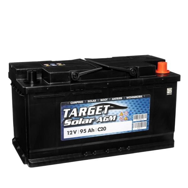 Target Solar AGM 12V 95Ah Versorgerbatterie