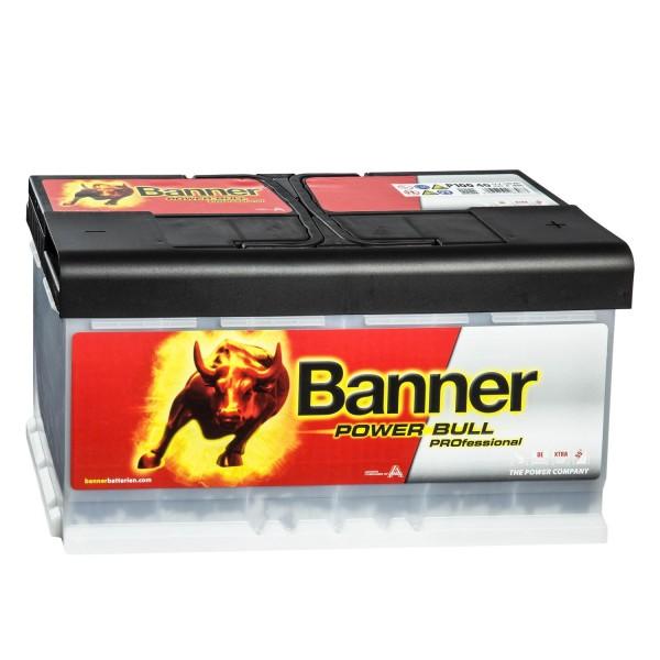 Banner Power Bull P10040 Autobatterie PRO 12V 100Ah