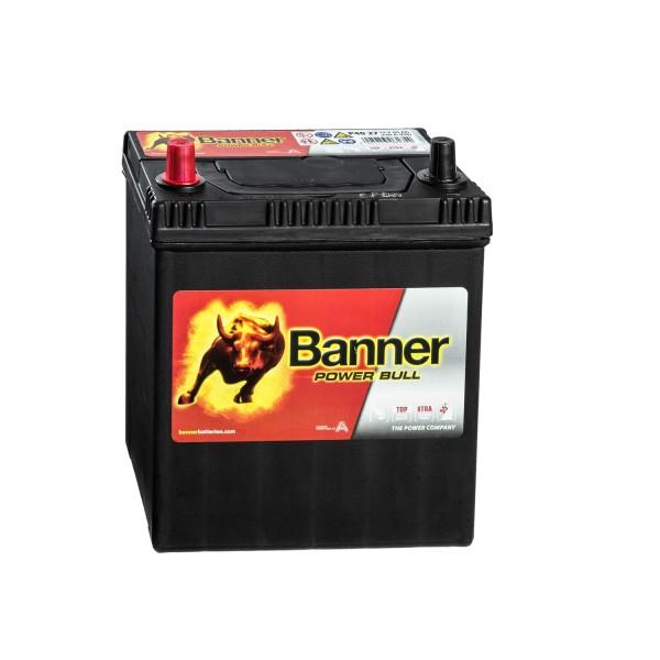 Banner Power Bull P4027 Autobatterie 12V 40Ah