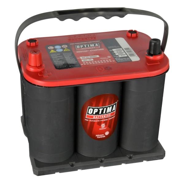 Optima RedTop Batterie RT S 3,7L 12V 44Ah
