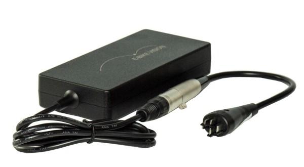 Ladegerät 36V 4A für Bosch-Akkus inkl. Adapterkabel
