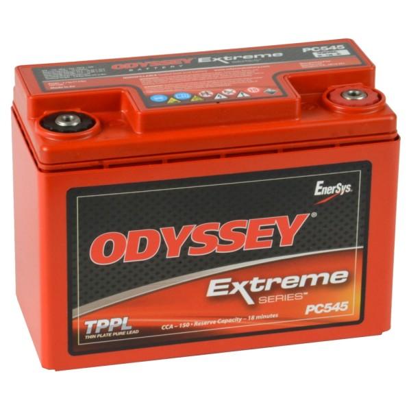 Hawker EnerSys Odyssey Motorradbatterie PC545MJ 12V 13Ah