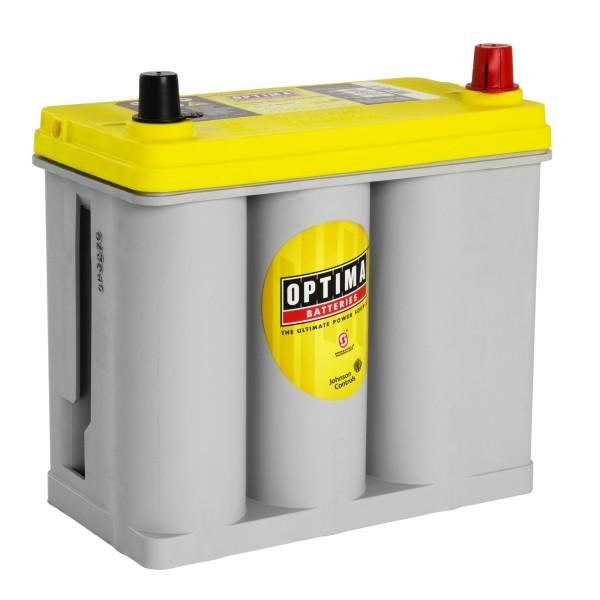 Optima YellowTop Batterie YT R 2,7L 12V 38Ah