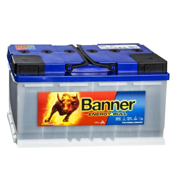 Banner Energy Bull Batterie 12V 100Ah 95751
