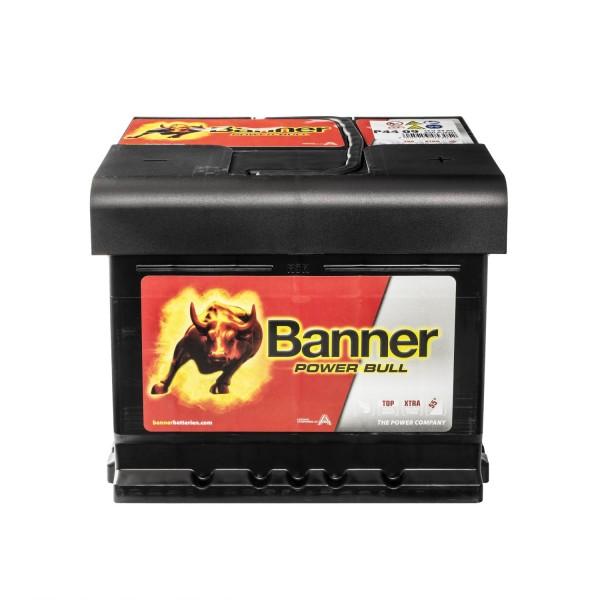 Banner Power Bull P4409 Autobatterie 12V 44Ah