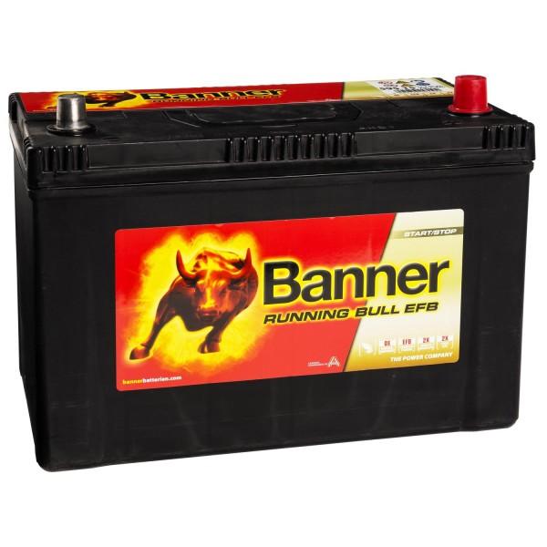 Banner Running Bull Autobatterie EFB 12V 95Ah 59515 ASIA (ersetzt Banner 59500)