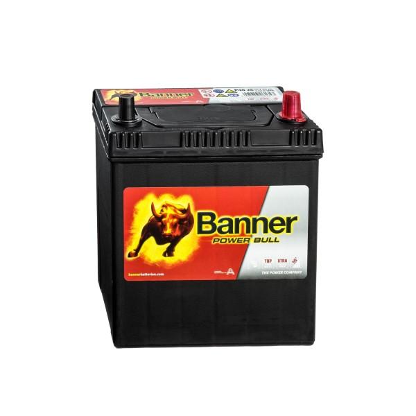Banner Power Bull P4026 Autobatterie 12V 40Ah