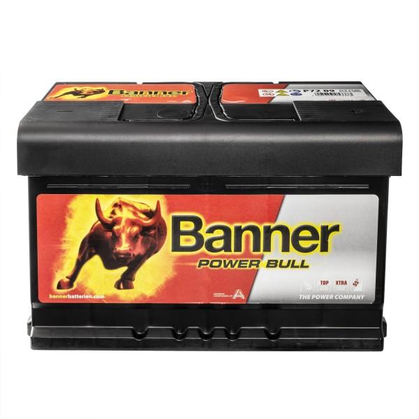 Banner Power Bull P7209 Autobatterie 12V 72Ah