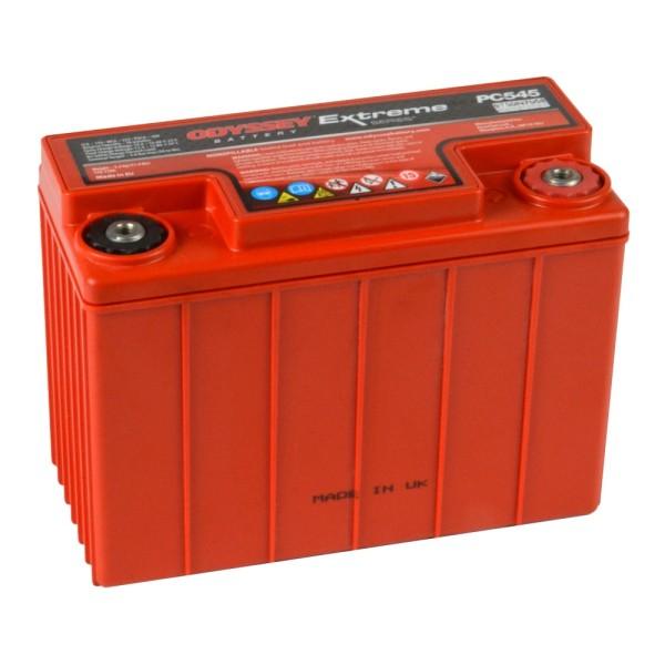 Hawker EnerSys Odyssey Motorradbatterie PC545 12V 13Ah