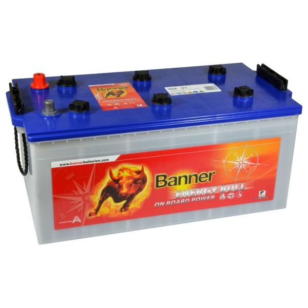 Banner Energy Bull Batterie 12V 230Ah 96801