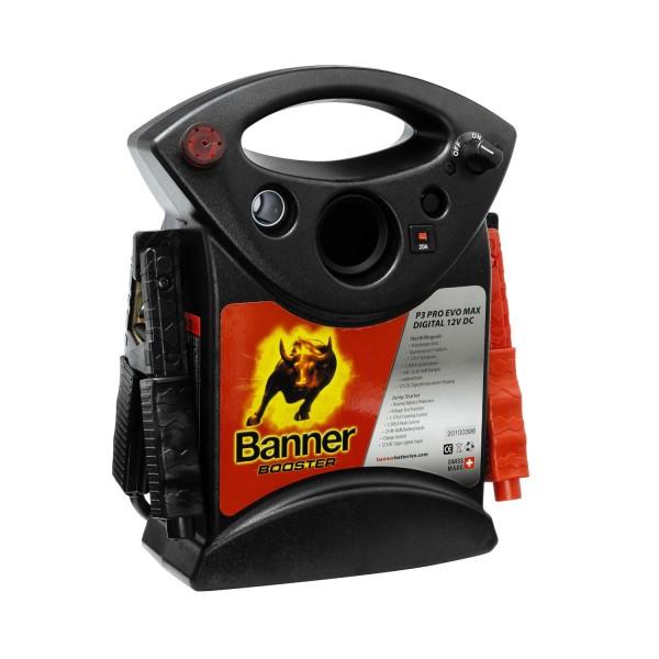 Banner Start-Booster 12V P3 Professional Evo MAX