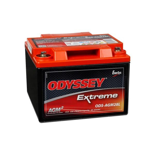 Hawker EnerSys Odyssey Motorradbatterie ODS-AGM28L PC925 12V 28Ah