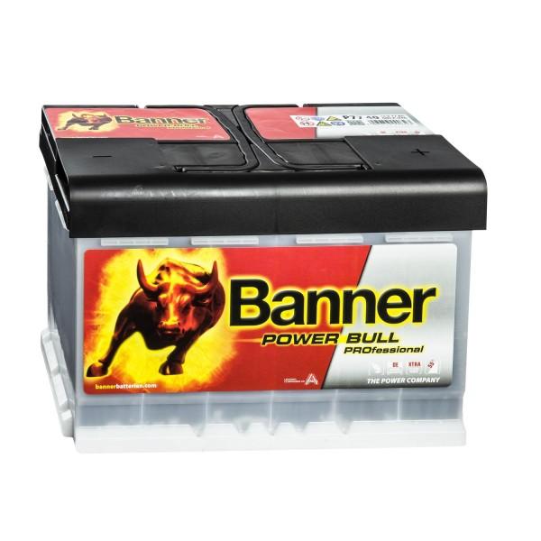 Banner Power Bull PROfessional P7740 Autobatterie 12V 77Ah