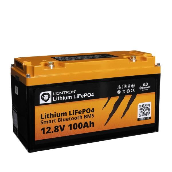 LIONTRON LiFePO4 Smart BMS 12,8V 100Ah Speicherbatterie