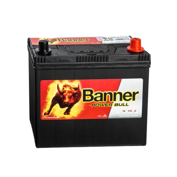 Banner Power Bull P4523 Autobatterie 12V 45Ah