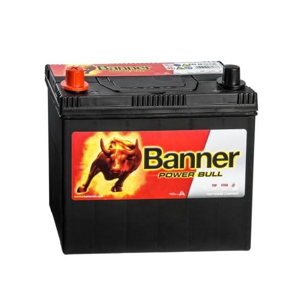 Banner Power Bull P4524 Autobatterie 12V 45Ah