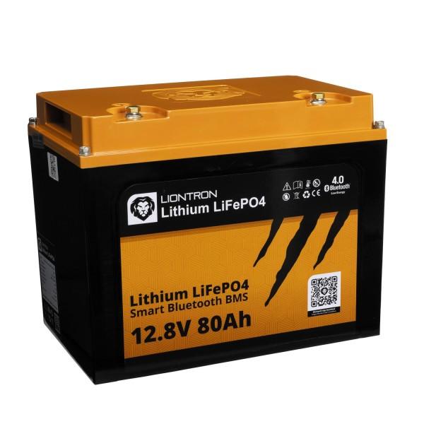 LIONTRON LiFePO4 Smart BMS 12,8V 80Ah Speicherbatterie