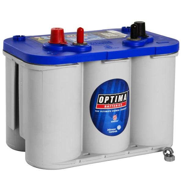 Optima BlueTop Batterie BT DC 4,2L 12V 55Ah