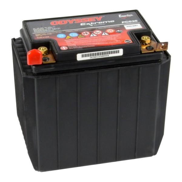 Hawker EnerSys Odyssey Motorradbatterie PC535 12V 14Ah
