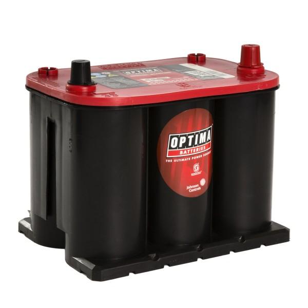 Optima RedTop Batterie RT R 3,7L 12V 44Ah