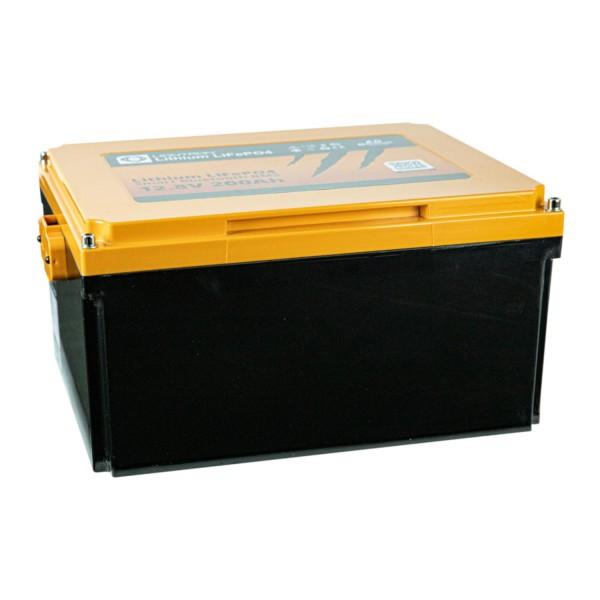 LIONTRON LiFePO4 Smart BMS 12,8V 200Ah Untersitzbatterie