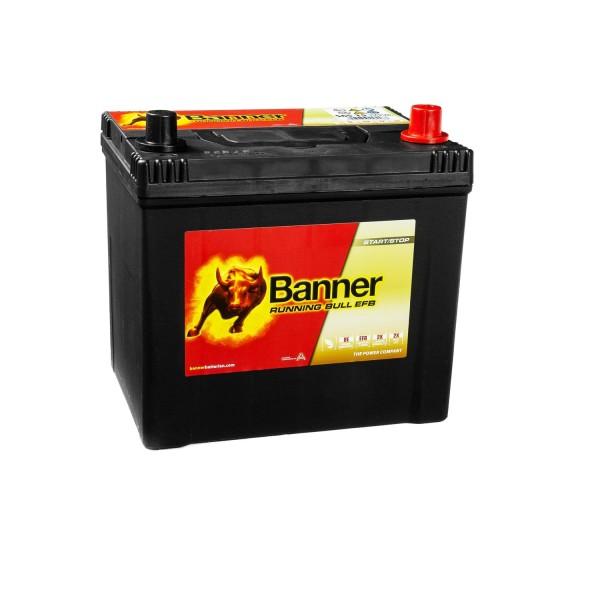 Banner Running Bull Autobatterie EFB 12V 65Ah 56515 ASIA